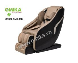 OMIKA LUXURY MASSAGE CHAIR 808i (NEW PRODUCT)